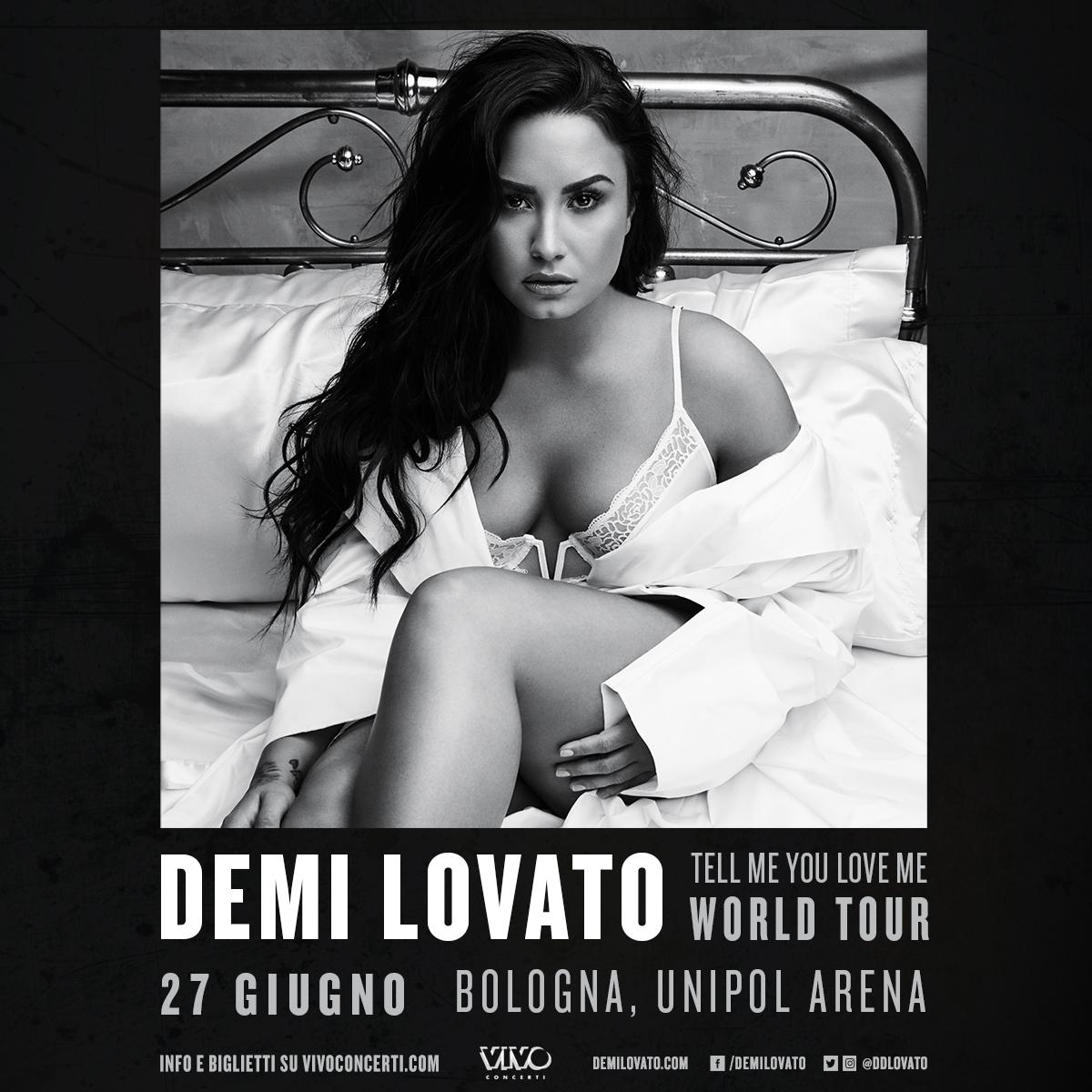 Concerto Demi Lovato