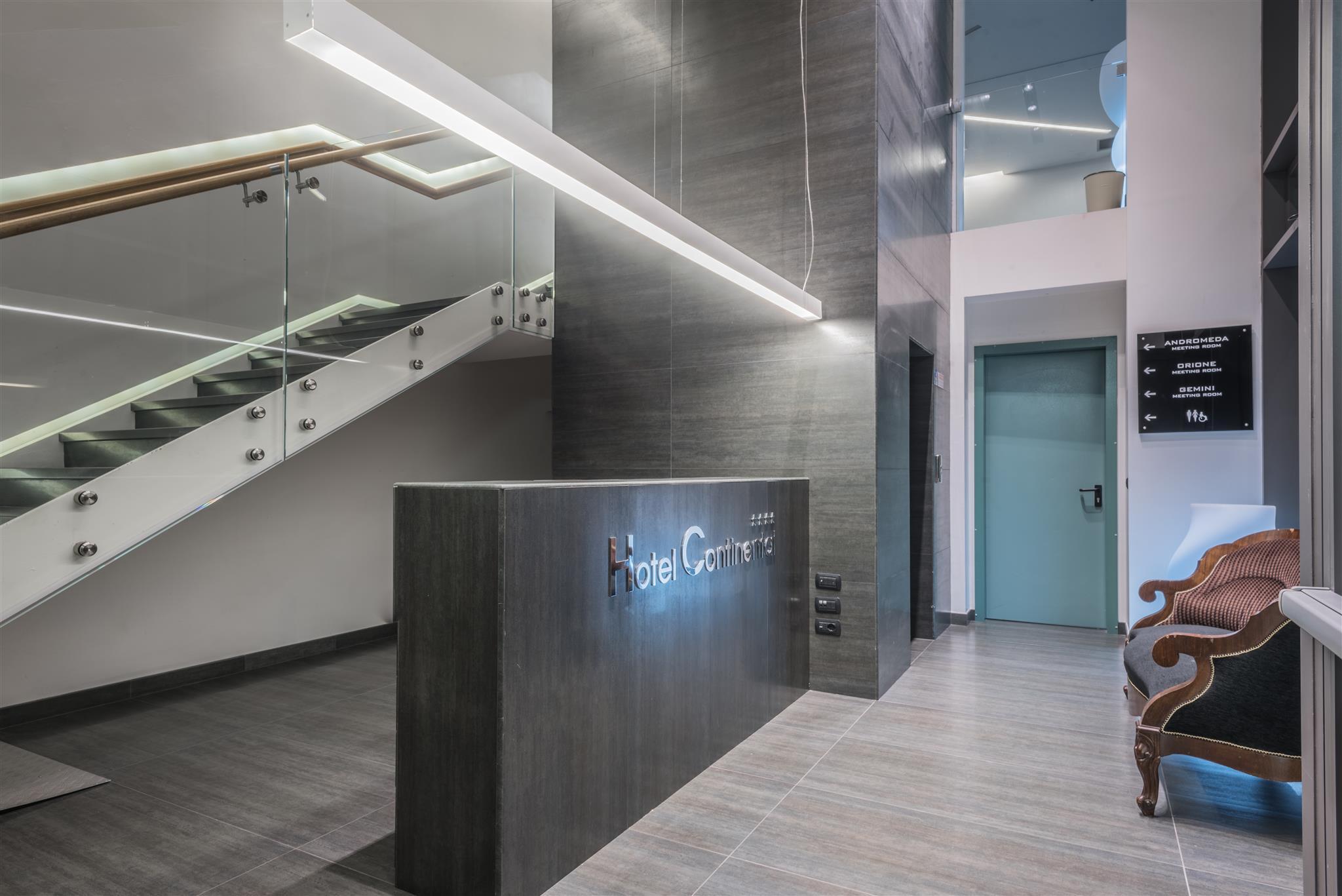 Hotel continental bologna business lifestyle for Hotel casalecchio di reno vicino unipol arena