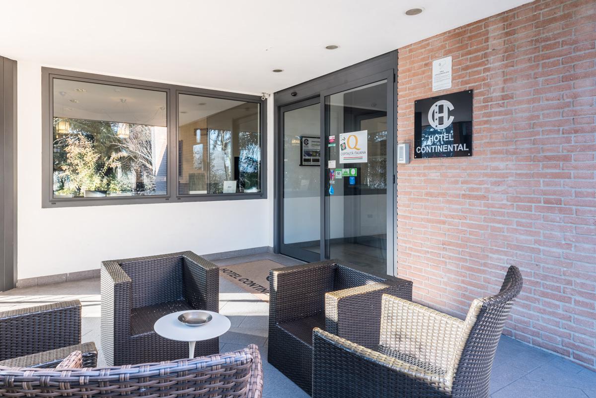 Hotel continental bologna business lifestyle for Hotel casalecchio bologna