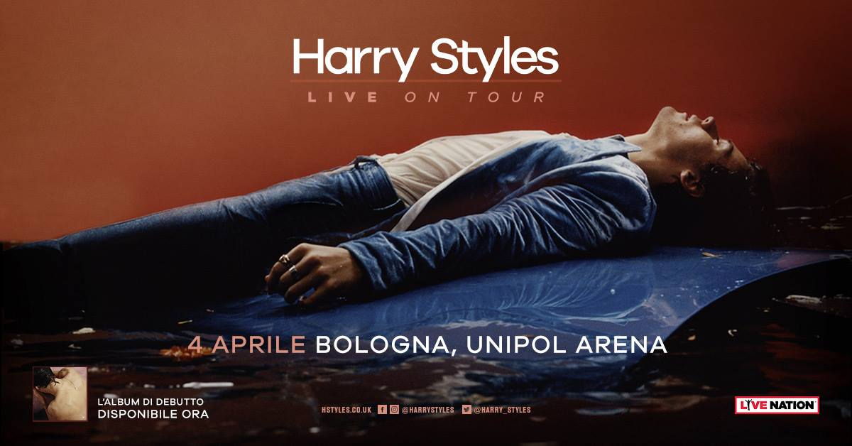 Concerto Harry Styles