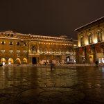 Piazza Maggiore - by night