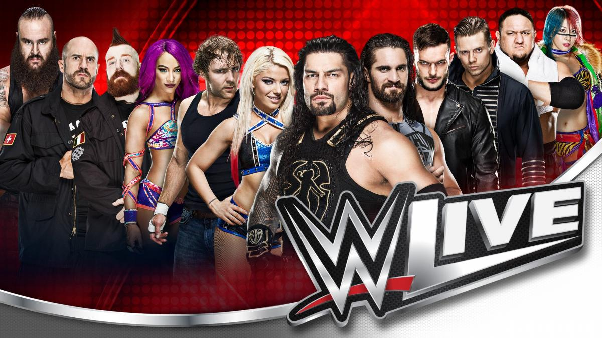 WWE Unipol Arena Bologna